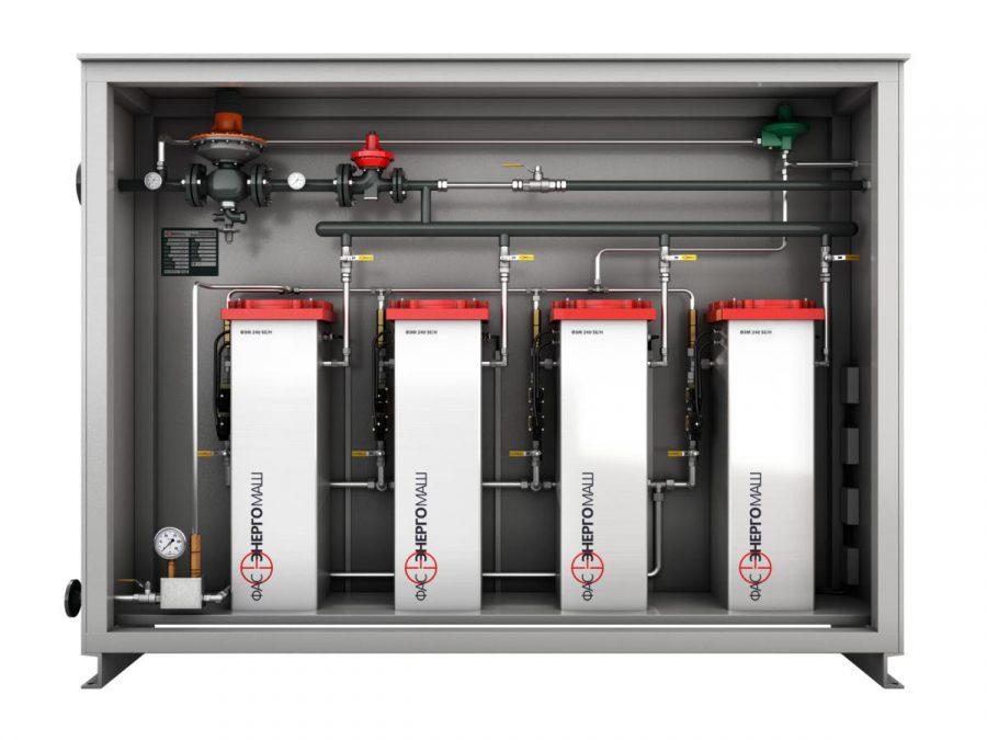 Техническое обслуживание систем газоснабжения